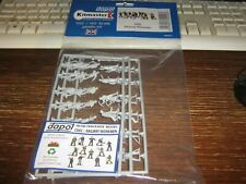 DAPOL KITMASTER PLASTIC SCALE MODEL KITS - 00 / HO - RAILWAY WORKMEN (TRACKSIDE)