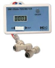 Spectrapure Hm Digital Dm-1 In-Line Dual-Probe Tds Meter