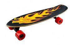 Skateboardelettrico FUSE70 cmcontelecomando wireless GOLD DRAGON