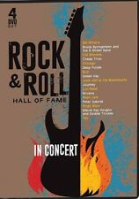 WEA-DES MOINES VIDEO D32814XV ROCK AND ROLL HALL OF FAME IN CONCERT (4 DVD/2018)