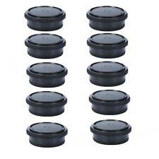 10PCS Body Cover + Rear Lens Cap Cover for Canon FD FL mount