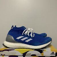 adidas ULTRA BOOST MID 'RUN THRU TIME' BY3056 Size 11 US MENs Blue Sneaker