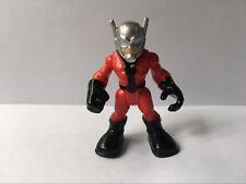 "PlaySkool Heroes 2.5"" ANT MAN Adventures Marvel Super Hero Squad Figure boy toy"