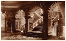 BR67636 marble staircase city hall belfast real photo northern ireland