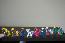 My Little Pony Mini Figure MLP Ponyville Lot from 2010