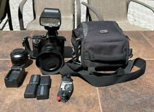 Sony 7ii Digital SLR Camera with Accessories