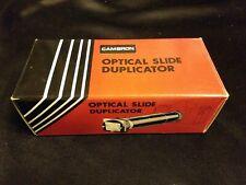 Vintage Cambron Zoom Slide Duplicator!