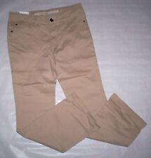 NEW Girls RT 66 Bootcut Khaki Pants * Sz 12P 12 Plus * Adjustable Waist