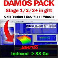 Best Data Base DAMOS + Pre-MOD Files STAGE 1/2/3 in GIFT