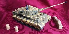 FORCES OF VALOR - ALEMANIA – 1:32 Scale WWII German Army King Tiger Tank