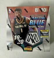 2019-20 Panini Mosaic NBA Basketball Cards Mega Box - NEW FACTORY SEALED