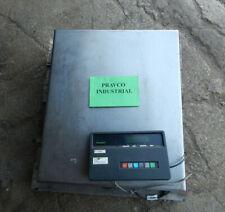 Fairbanks Model H70-4100 Scale 1000LB Capacity with Toledo 8140 Digital Readout