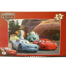 Disney CARS-FIAT & FERRARI 35 pièce Puzzle