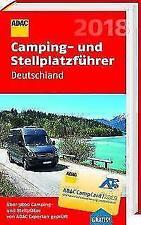 ADAC Camping-/Stellplatzführer Deutschland 2018 (2018, Taschenbuch)