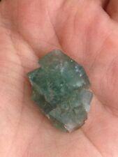 BRITISH FLOURITE CRYSTAL (Rogerley Mine Frosterley Weardale Durham)