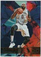 2017-18 Panini Court Kings Basketball #24 DeMarcus Cousins