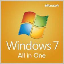 Windows 7 32 & 64-Bit Install Boot Repair Recovery DVD Disc Home Premium Pro Ult