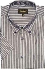 Camisas y polos de hombre talla XL color principal azul de poliéster