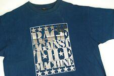 Vintage Rage Against The Machine Concert Tour T Shirt 2000 Giant Rock Band Xl
