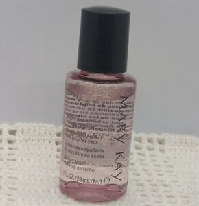 Mary Kay Oil Free Eye Makeup Remover 1 fl.oz Travel Size