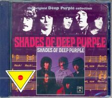 DEEP PURPLE - Shades of Deep Purple  - CD - MUS