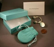 Tiffany & Co Sterling Silver 925 Key Chain Ring Please Return To . Pinnacle Cnn
