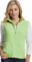 Woolrich Andes Fleece Vest Women's NWT List $35 Trailhead fleece Size S Small