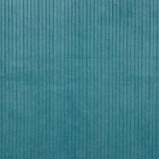 Washed Corduroy 4.5 Wale - Jumbo Cord - Rich Dusty Teal - Cotton Fabric Dressmak