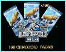 Jurassic WORLD The Game Builder 100 CENOZOIC packs Android iOS park