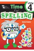 Time for Spelling - Year 4 Australian Curriculum for English