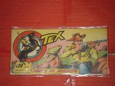 TEX STRISCIA ORIGINALE n° 14 -del 1957-14° SERIE california  -no araldo o zagor