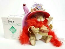 Charming Tails - You're Pret-Tea Sweet Mouse - The Hamilton Collection 2006
