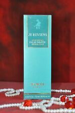 JE REVIENS WORTH EDT 75ml., VINTAGE, DISCONTINUED, Very Rare, New in Box