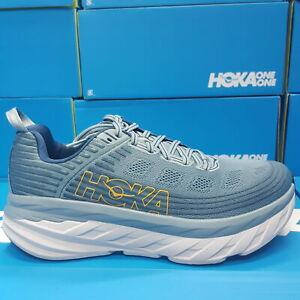 NEW Hoka Bondi 6 1019269/LMCB Running Shoes For Men's