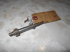 NOS Stewart Warner #97072 Speedometer Pinion Gear 1938 1939 1940 Hudson Exc. V/D