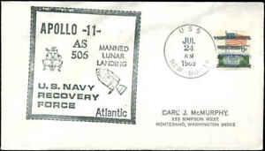 7/24/69 USS New DD-818 Apollo 11 AS506 Pacific US Navy Atlantic Recovery Fleet