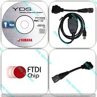 Diagnostic adapter cable for Yamaha YDS Marine Outboard Waverunner Boat