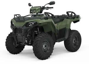 Polaris Sportsman 570EU 4x4 - New '21 model - Immediate delivery! Free Tracker!