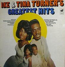 IKE & TINA TURNER'S   LP  I^ ITALY 1969 - SOUL-RHYTHM & BLUES - GREATEST HITS