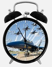 """Navy Blue Angels Alarm Desk Clock 3.75"""" Home or Office Decor W153 Nice For Gift"""