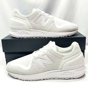 New Balance 247 White Trainers for Men for Sale   Authenticity ...