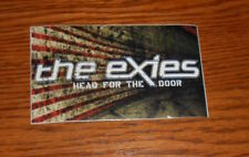 The Exies Head For the Door Sticker Original Promo Rectangle 5x3