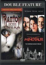 Phantom of the Opera/Minotaur (DVD, 2009) *Brand New*