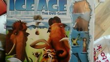 Ice Age DVD Board Game With Figures And Clips From Movies VGC 100% Complete