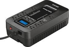 CyberPower EC650LCD Ecologic 650VA/390W Energy Efficient LCD Desktop ECO UPS