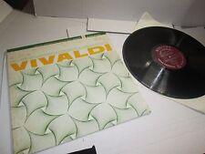 Vivaldi Concertos:Mercury SR 90401 lp RFR stampers vg++ duhamel tournemire levan