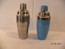 Two Cocktail Shakers