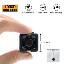 SQ11 Full HD 1080P Mini Hidden Spy DV DVR Camera Dash Cam IR Night Vision UK