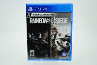 Tom Clancy's Rainbow Six Siege: Playstation 4 [Factory Refurbished] PS4