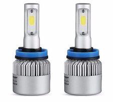 H8 KIT DUE LAMPADE LED COB H8  8000LM 6500K